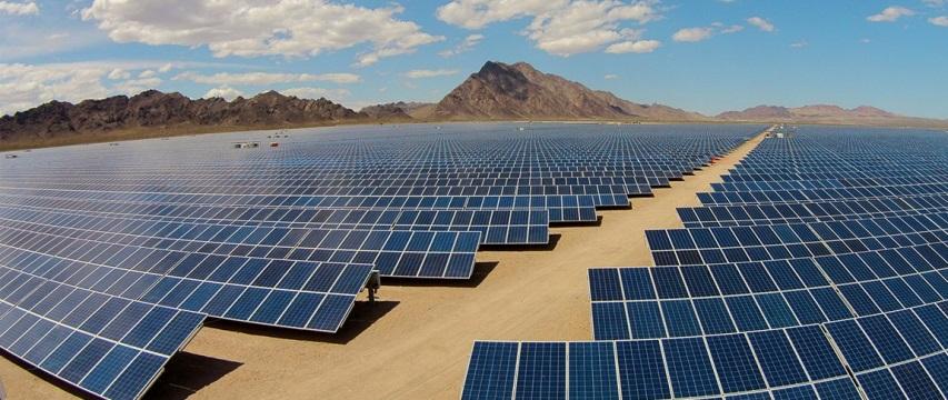 Luning Solar Project Groundbreaking